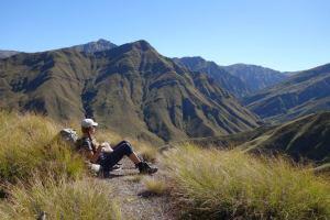 Motatapu Track, Te Araroa Trail, NZ South Island
