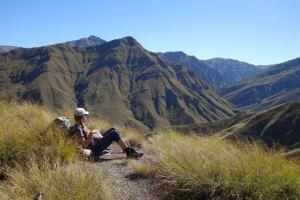 Motatapu Track, Te Araroa Trail, NZ South Island