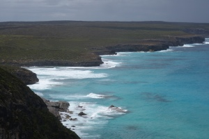 That's quite a coastline to follow!